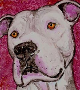 Detail Image for art Tarnished Pink