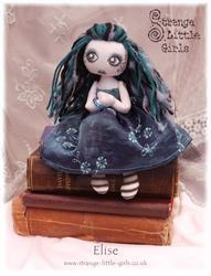 Art: Elise by Artist Jo Hards