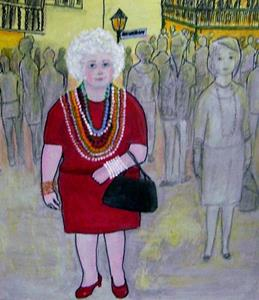 Detail Image for art Gran in New Orleans (Sold)