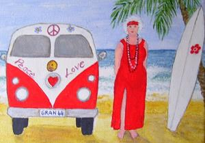 Detail Image for art Gran and the Van