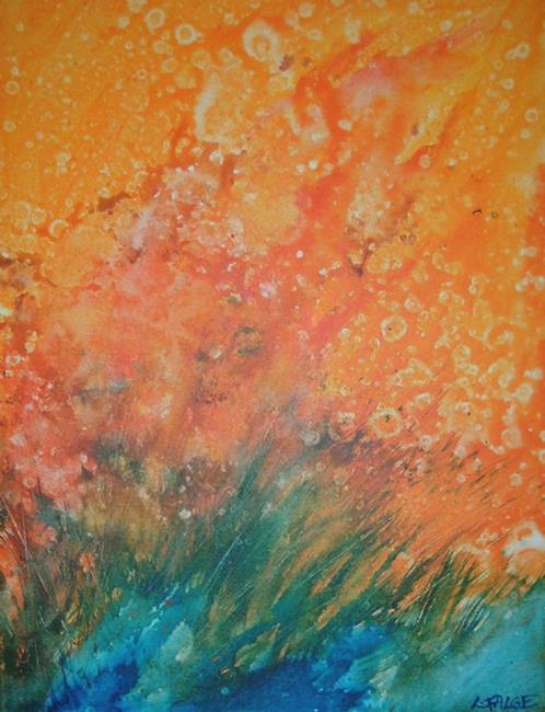 Art: Windswept by Artist Lindi Levison