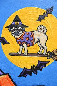 Detail Image for art Lick or Treat