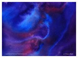 Art: The Blue Angels by Maureen Frank