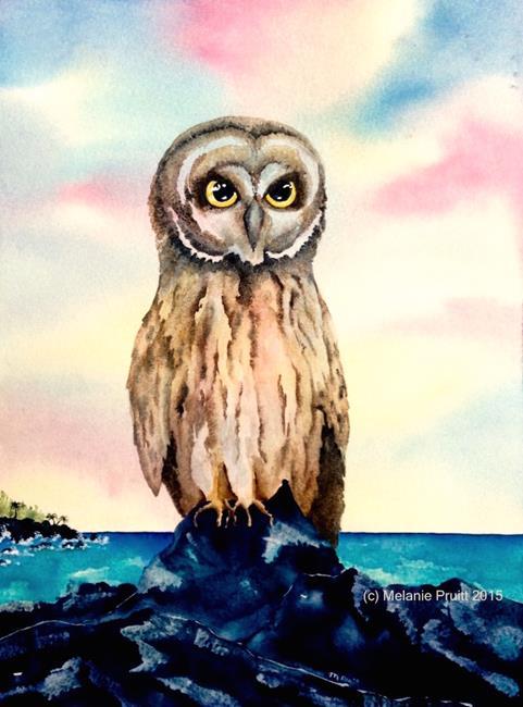 Art: Strength of Your Wings by Artist Melanie Pruitt