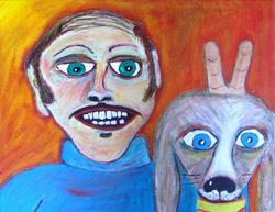 Art: Say Cheese!  by Artist Richard Holland