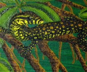 Detail Image for art Mangrove Rest