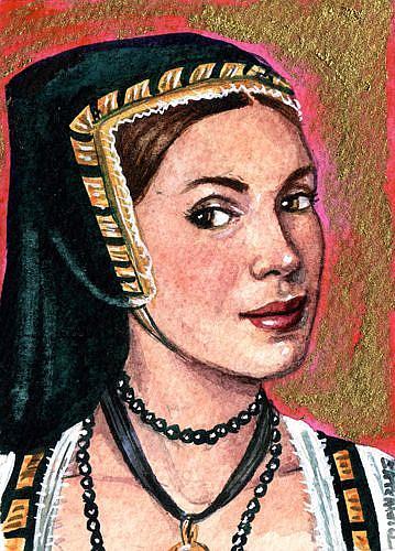 mary boleyn portrait for - photo #13