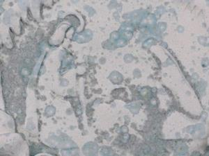Detail Image for art Nativity Ornament