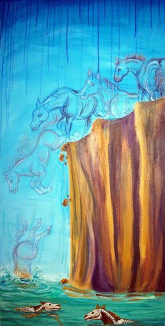 Art: The Journey by Artist Kim Loberg