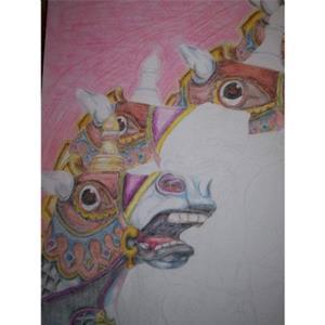 Detail Image for art Carousel Blur