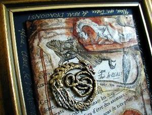 Detail Image for art Draconis SOLD