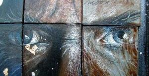 Detail Image for art The Intensity of His Gaze