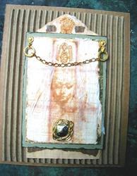 Art: Marian Chains by Artist Cathy  (Kate) Johnson