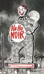 Art: NoHo Noir by Artist Mark Satchwill