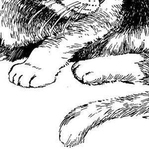 Detail Image for art Alert Kitty