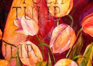 Detail Image for art Tulip - SOLD