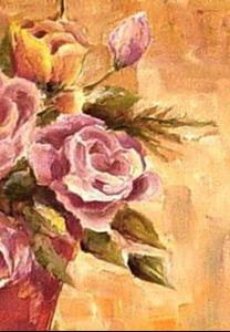 Detail Image for art Sweet Roses