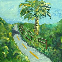 Art: Aniso Trail by Artist Kathryn Ramos