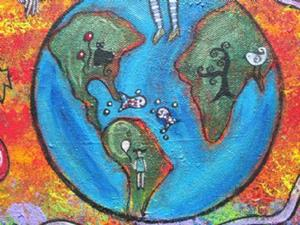 Detail Image for art Earth Love