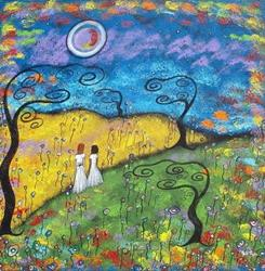Art: The Children Will Lead Us by Juli Cady Ryan