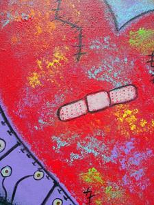 Detail Image for art Her Healing Heart