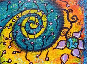 Detail Image for art Saving Earth