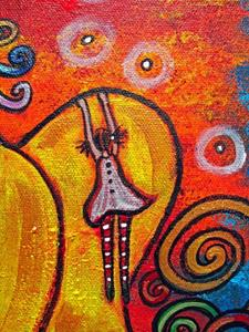 Detail Image for art Ex Flammis Clarior, Out Of the Flame, Brightness
