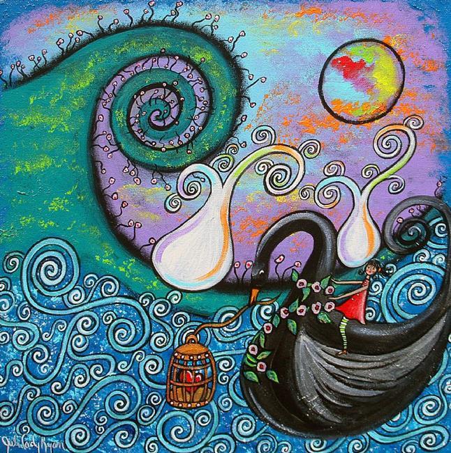 Art: Unification by Artist Juli Cady Ryan