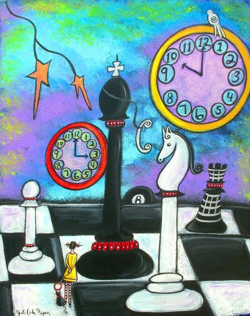 Art: Monumental Decisions by Artist Juli Cady Ryan