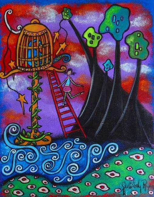 Art: Freedom by Artist Juli Cady Ryan