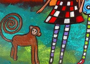Detail Image for art Little Environmentalists