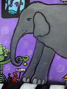 Detail Image for art The Elephant In The Room