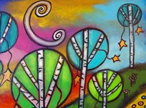 Detail Image for art Kindred Spirits