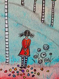 Detail Image for art A Forest of Her Making