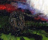 Detail Image for art Bertie - Katrina Rescue Cat