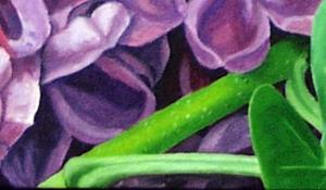 Detail Image for art Spring Scent - oil painting