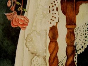 Detail Image for art Gold & Lace