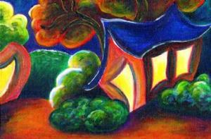 Detail Image for art Just Outside La Garita