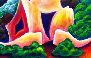 Detail Image for art La Garita Foothills