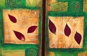 Detail Image for art Rain Forest -From the Impressions Series