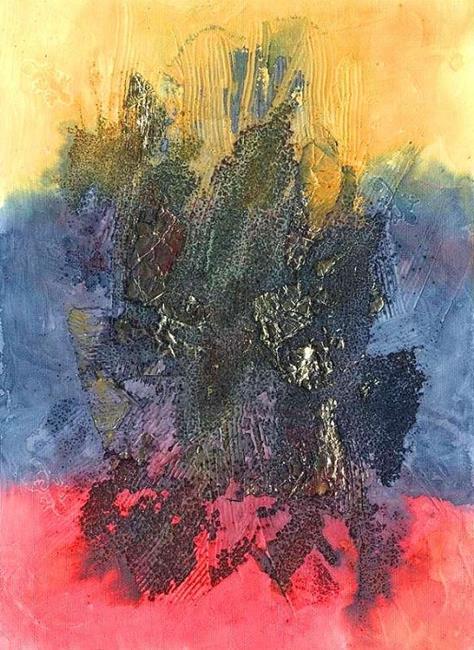 Art: Impressions 2 by Artist Christine Wasankari