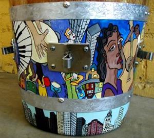 Detail Image for art CHICAGO BLUES