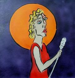 Art: The Graffiti Divas by Artist Jen Thario