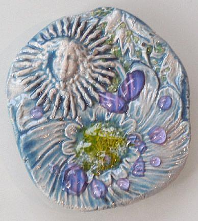 Art: A breath of Spring by Artist Deborah Sprague