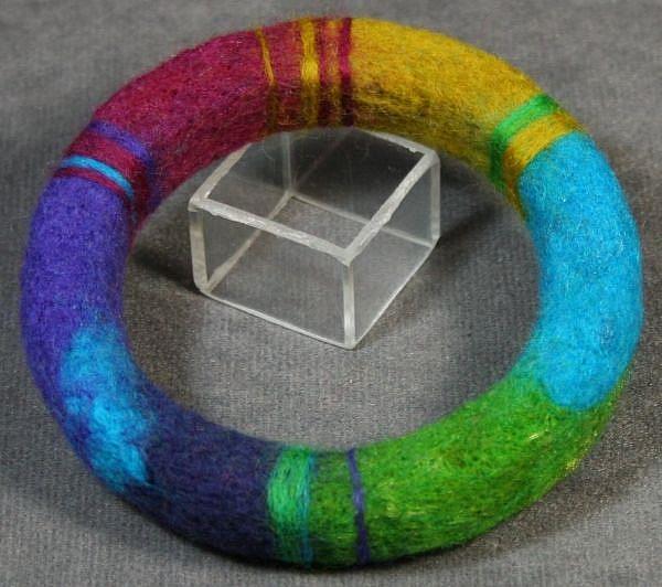 Art: rainbowbangleC1.jpg by Artist Harlan