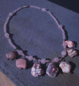 Detail Image for art Pink Botswana