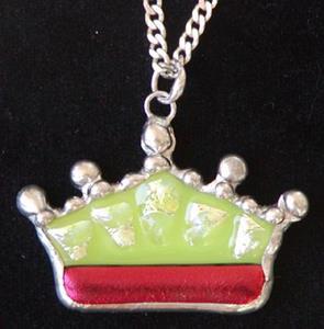 Detail Image for art Crown Pendant