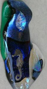 Detail Image for art SEA HORSE pendant