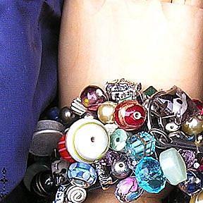 Detail Image for art Retro Cuff Steampunk Bracelet
