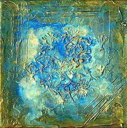 Art: Coral ~ Northwest Impressions by Artist Christine Wasankari
